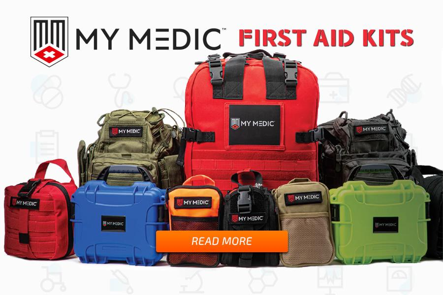 My Medic First Aid Kits