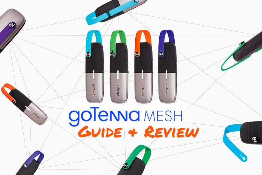 goTenna Mesh Guide & Review