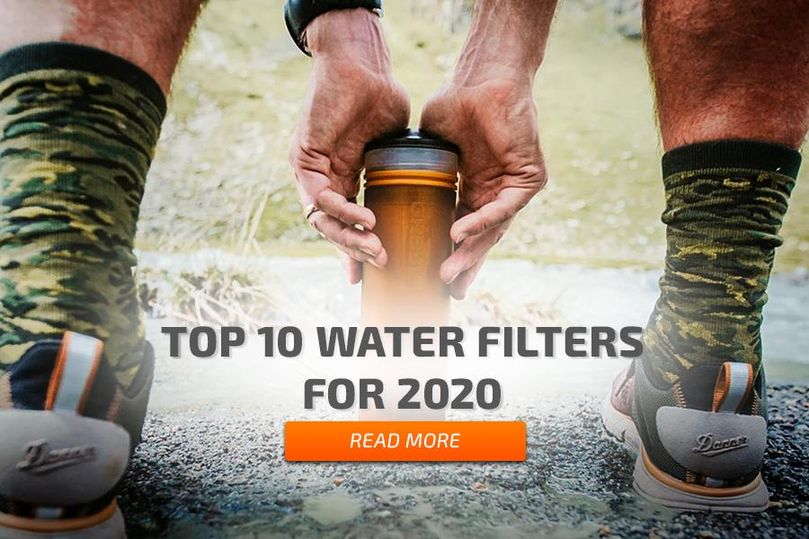 Top 10 Water Filters for 2020